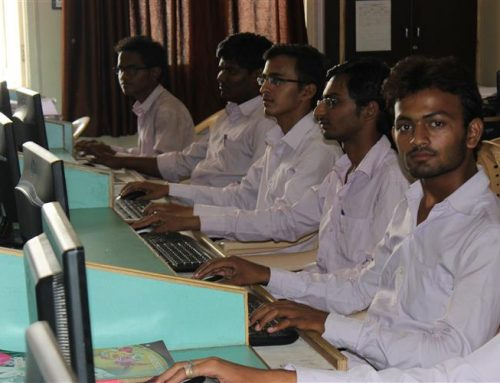 Lab No1 of Computer Dept.