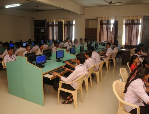 Lab No3 of Computer Dept.